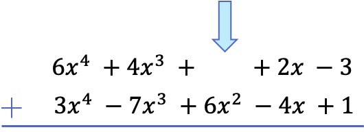 what is the addition of polynomials